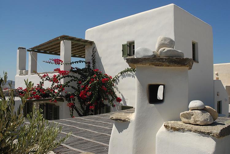 Sud paros luxury private maisons maggano for Acheter une maison dans les cyclades