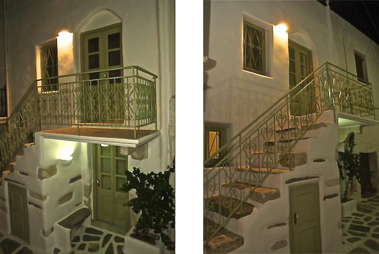 Paros construction restaurations cyclades tradition parikia for Acheter une maison dans les cyclades