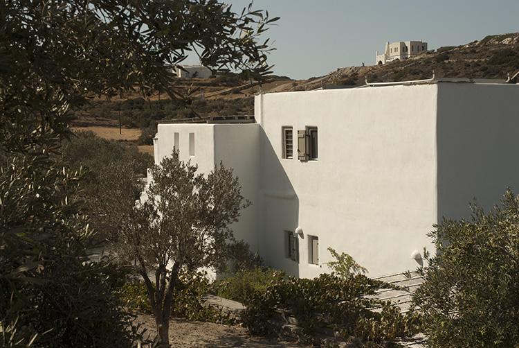 Paros maison de luxe avec piscine kalamafka for Acheter une maison dans les cyclades