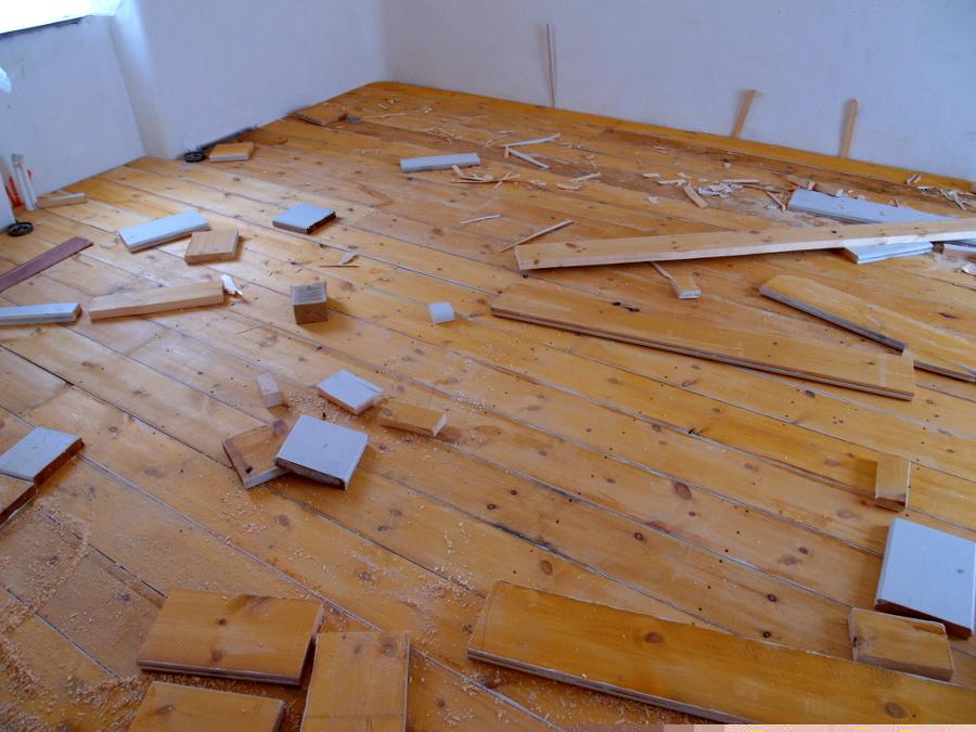 Wooden floor 1