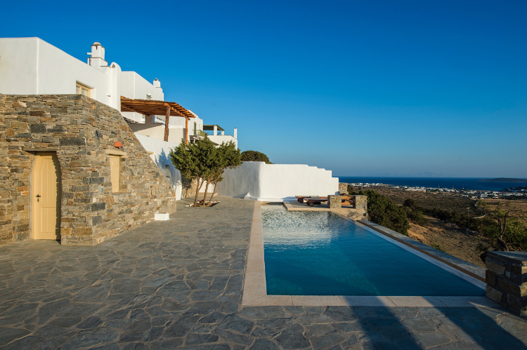 Maggano 1 2 architect thalassinos paros island greece for Acheter une maison dans les cyclades